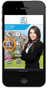 The Find Services Directory is available on participating REALTOR® SavvyCards.