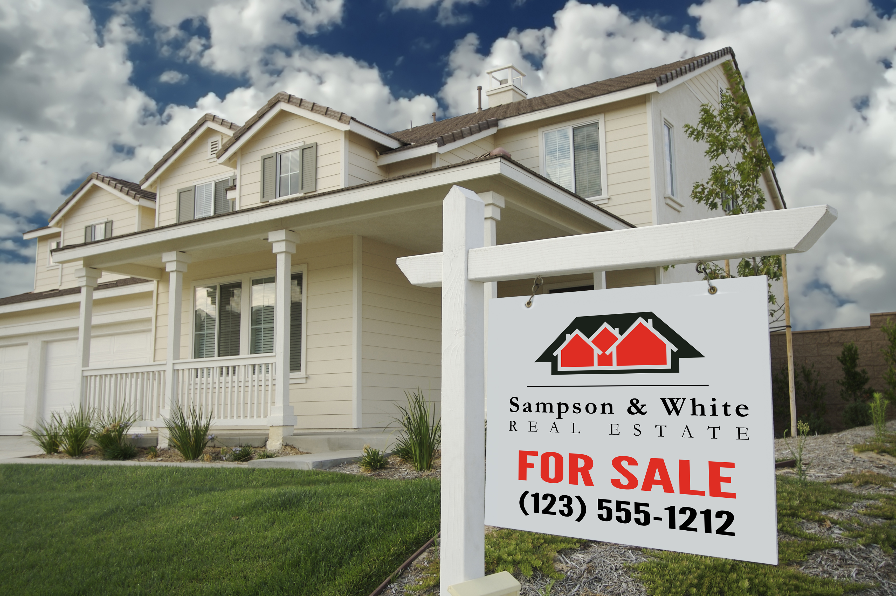 Your Home For Sale signs should generate leads for you, not for listing portals.