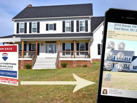 SavvySigns Makes it Easy to Get Instant Home Information
